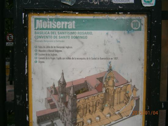 Our Lady of Rosario Basilica: mapa da Igreja
