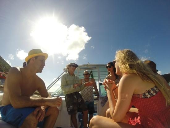 Tropic Power Boat Rentals: New Years Eve with Capt. Bob