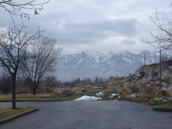 Extended Stay America - Salt Lake City - Union Park: View of mountains to the south