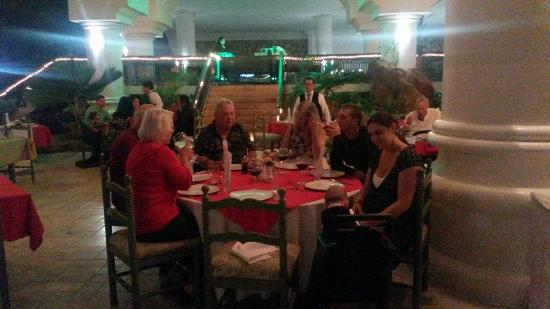 Royal Villas Resort: Christmas Dinner