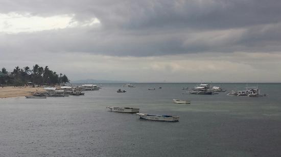 Blue Corals Beach Resort: La vista