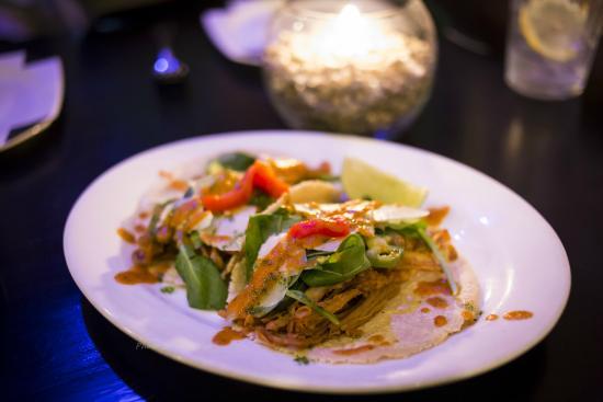 The Dancing Fig: Pork Tacos