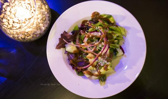 The Dancing Fig: House Salad