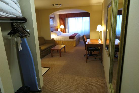 Holiday Inn Express Hotel & Suites Grand Blanc: Room 321