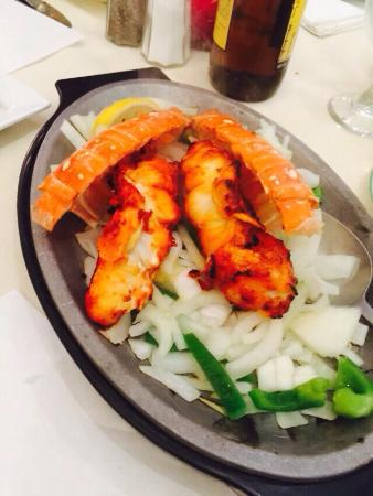 Tandoor of India : Lobster Tandoori