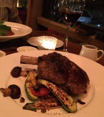 O'Farrell Restaurant : Prato principal T-Bone