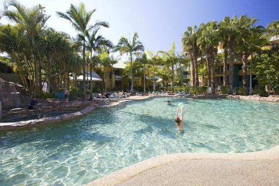 Swimming Pool Picture Of Breakfree Diamond Beach