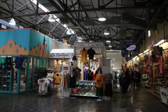 Mexican Market: Market inside