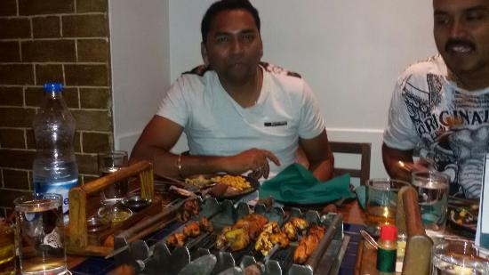 Barbeque Nation: Awesome food