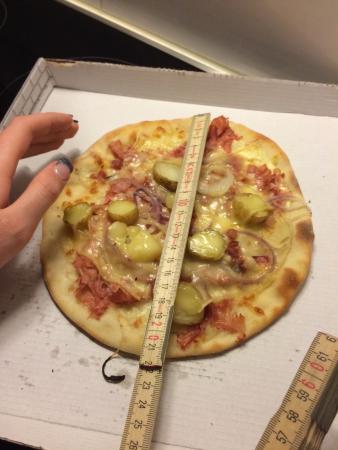 Pizza Fun: Mini -- MINUSCULE 23.- :0