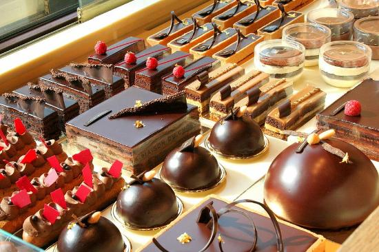 Paris of Patisseries and Chocolateries