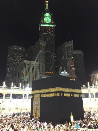 รัฟเฟสแมคคาพาเลส: Makkah and Abraj Al Bait
