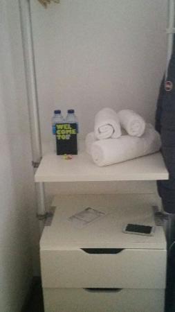 Hostal NITZS BCN: accoglienza ottima