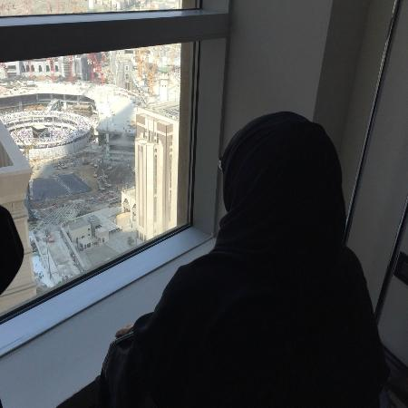 Swissotel Makkah : Kaaba View