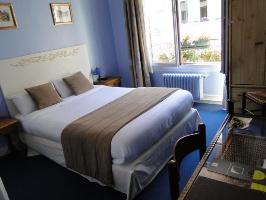 Hotel de Paris: Chambre double