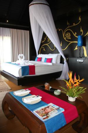 Aquamarine Resort & Villa: очень красиво в номерах