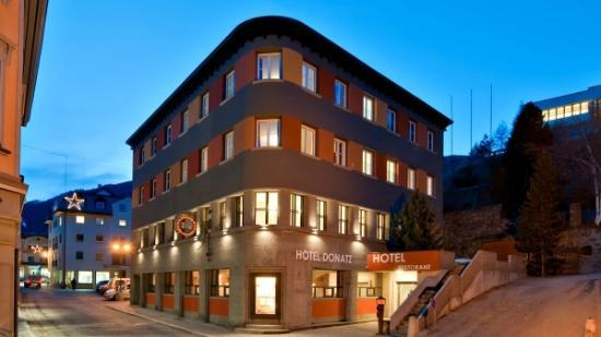 هوتل دوناتز: Hotel Donatz