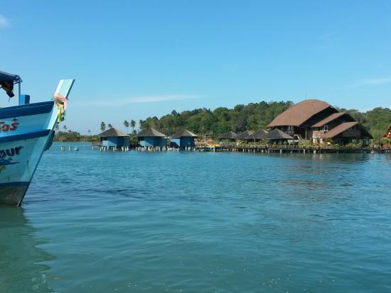 Koh Chang Sea Hut Bang Bao Thaïlande