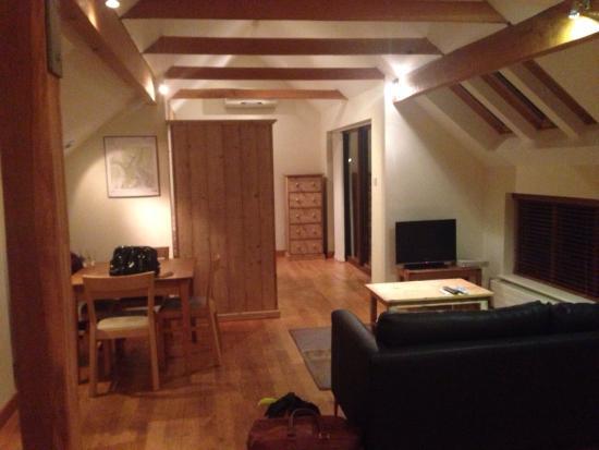 The Saracens Head Inn: Room 12 -Upper Boathouse. Beautiful