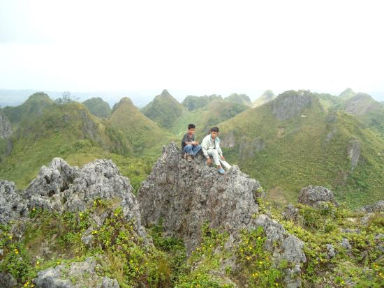 Rock Formation of Dalaguete