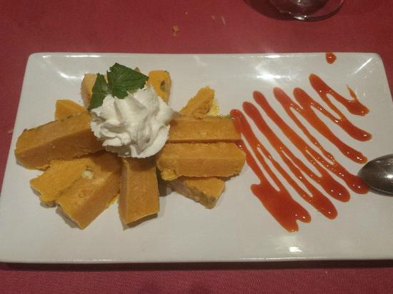 L'Everest : Dessert Mango Kulfi