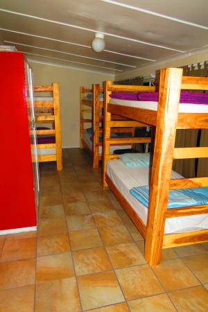 Platberg Harrismith Backpackers: En-Suite 6 sleeper room