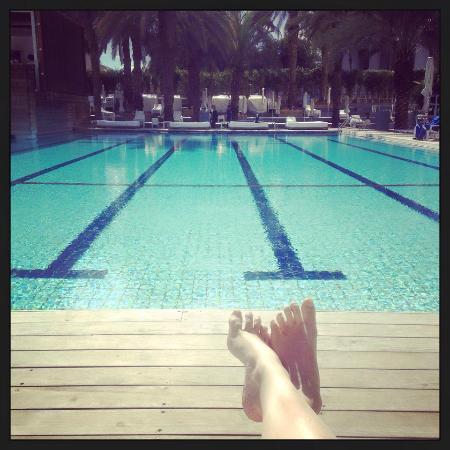 Isrotel Sport Club: Pool