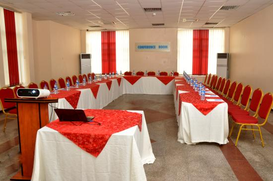 The Elkan Terrace: Conference Room