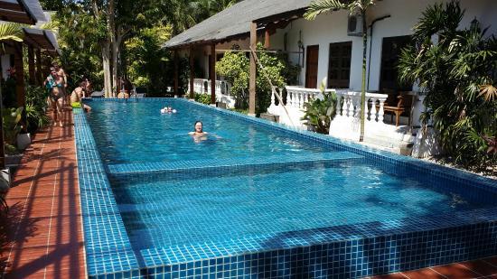 Great New Swimming Pool Tropical Resort Langkawi Picture Of Tropical Resort Pantai Tengah
