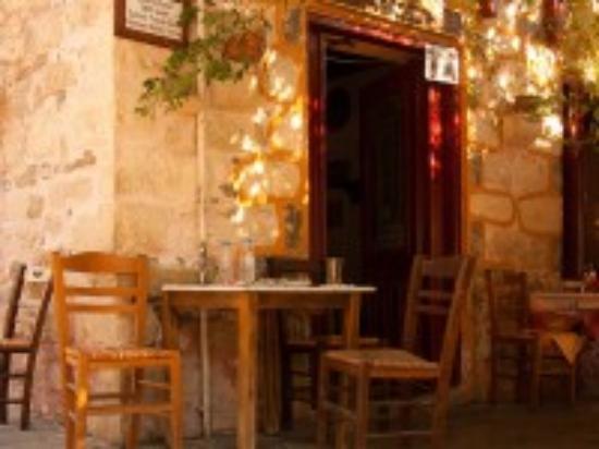 Platanos Restaurant and Bar : welcome!
