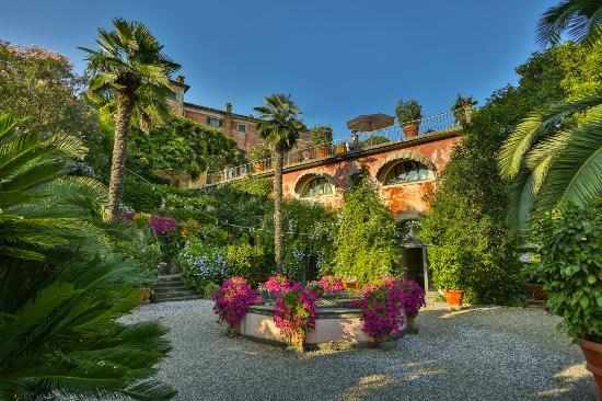 Buggiano Castello, Italie : Villa Sermolli
