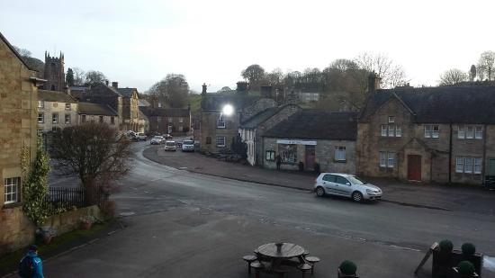 Charles Cotton Hotel: Village Centre