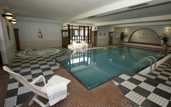 Holiday Inn Birmingham Bromsgrove Pool Area
