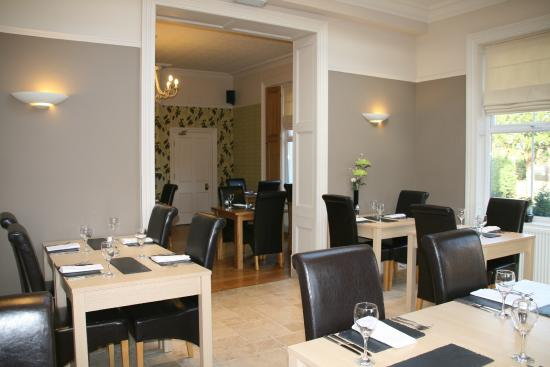 The restaurant at the mountsorrel: Second area of our dining facilities