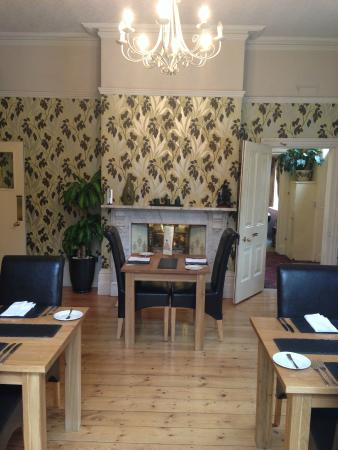 The restaurant at the mountsorrel: Dine in warmth and Style