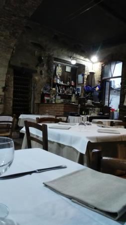 Ristorante Gazebo Medioevale: Il ristorante