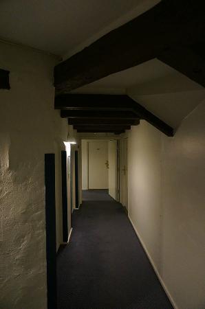 First Hotel Esplanaden: Верхний этаж