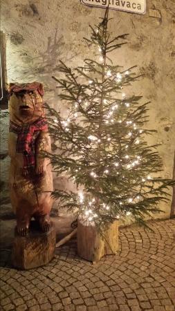 Hotel Pedranzini: albero di Natale