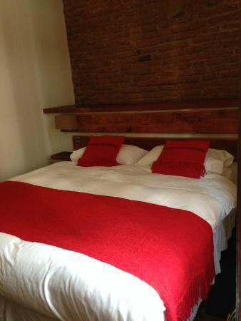 Hotel del Cerro: Quarto
