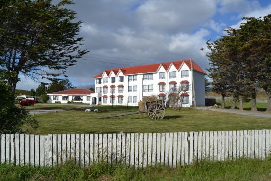 Hotel HD Natales: Vista exterior