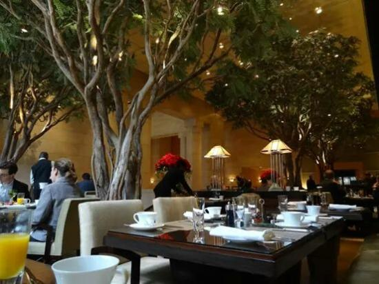 The Garden at The Four Seasons : Café da manhã