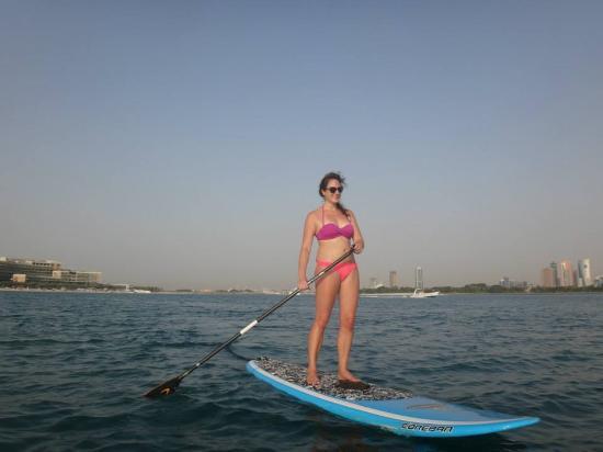 Surf School Arabia