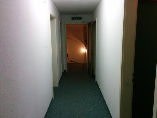 Hotel Elite St. Gallen: Hallway