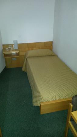 Hotel Crimea: terzo letto
