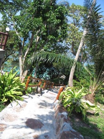 Phi Phi Hill Resort: o final d subida ou início da descida lol