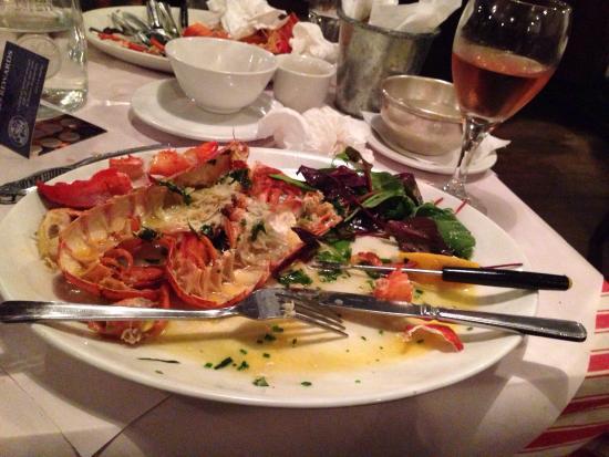 Fishers: Look mom, I ate it all!! Mmm mmm good!