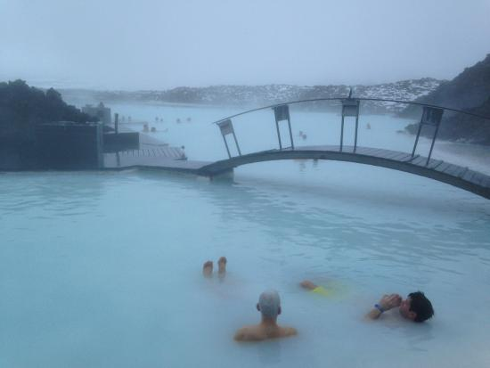 January In The Blue Lagoon Picture Of Reykjavik
