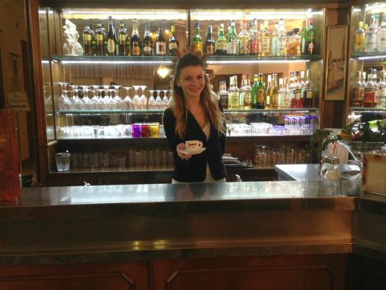 Hotel Minerva: Bar
