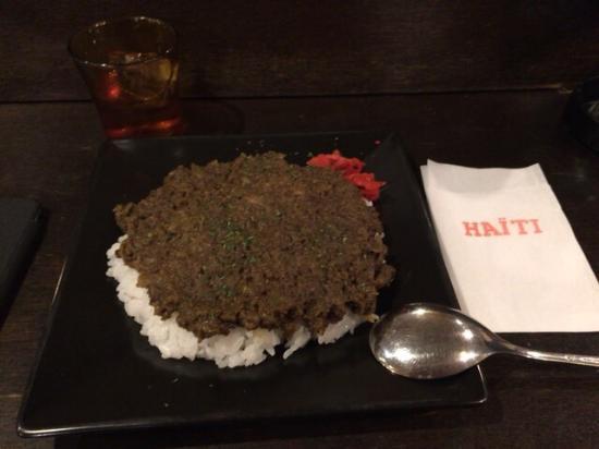 カフェ ハイチ 新宿