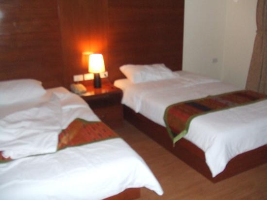 Burapha Golf & Resort: 寝心地はまあまあ